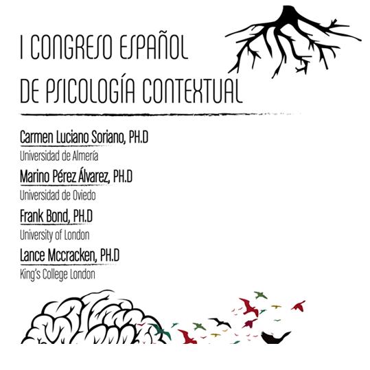 I Congreso Español de Psicología Contextual