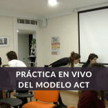 Curso intensivo en habilidades terapéuticas en ACT