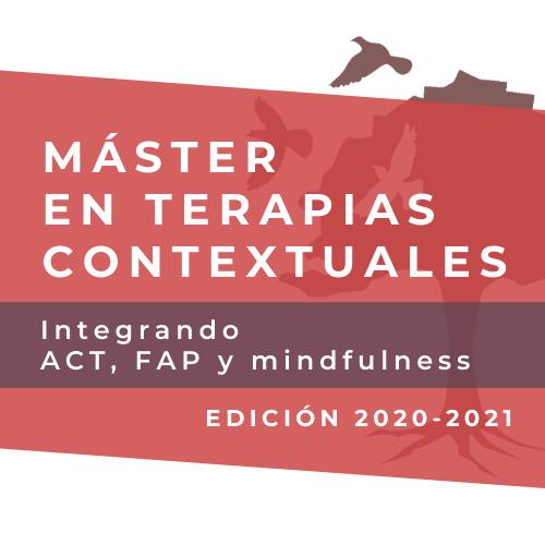 Master Terapias Contextuales