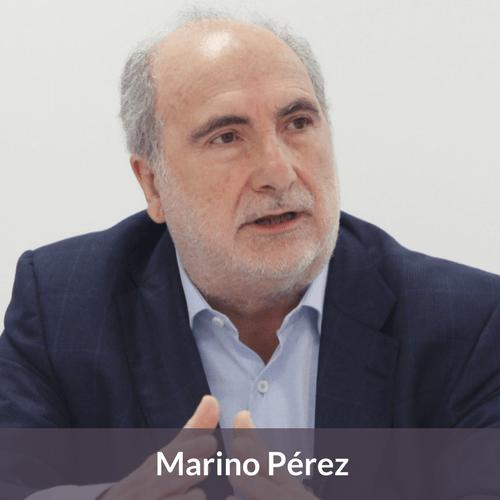 Marino Pérez. Conferencia en Máster en Terapias Contextuales