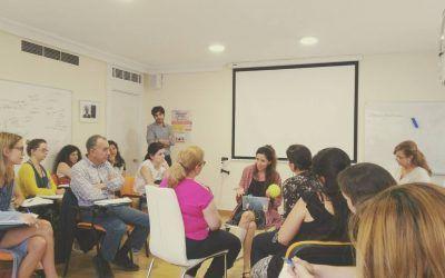 Entrenamiento intensivo en habilidades de ACT para alumnos internacionales