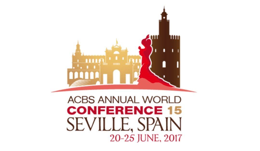 Sensacional representación de MICPSY en la XV ACBS World Conference.