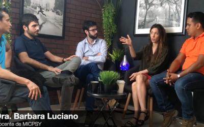 Entrevista a MICPSY por ITECOC en su visita a México