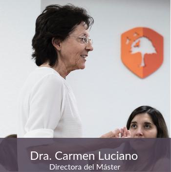 Carmen Luciano. Terapias Contextuales