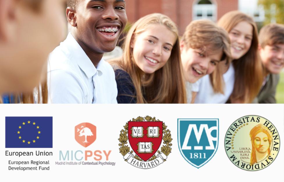 MICPSY inicia un nuevo proyecto I+D de Avances en la Intervención ACT en Adolescentes, financiado por la Unión Europea