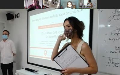Experiencia del entrenamiento clínico en ACT a profesionales (Másteres) en la adaptación Covid-19