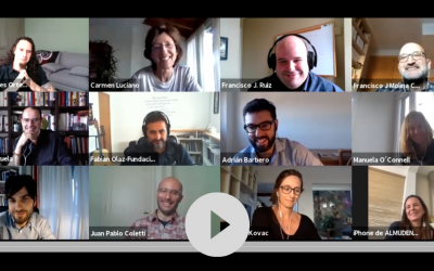 Entrevista a Carmen Luciano. Sobre la visión funcional, la RFT y la Terapia de Aceptación y Compromiso (ACT)